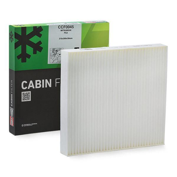 Filtro de Habitáculo CCF0045 CHAMPION CCF0045 en calidad original