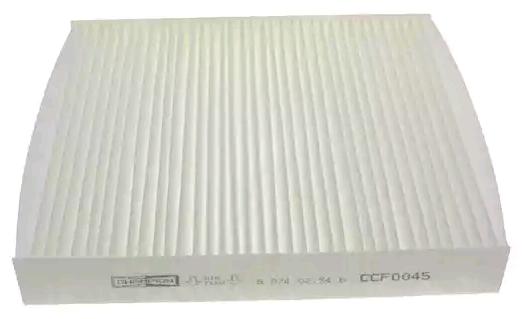 Filtro de Polen CHAMPION CCF0045 evaluación