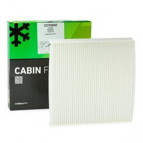 Filter, Innenraumluft Länge: 215mm, Breite: 214mm, Höhe: 19mm mit OEM-Nummer 8856802020