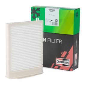 Filter, Innenraumluft Länge: 248mm, Breite: 185mm, Höhe: 35mm mit OEM-Nummer 7701064235
