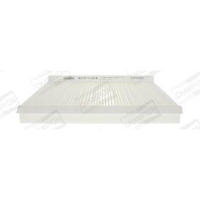 Filter, Innenraumluft Länge: 254mm, Breite: 200mm, Höhe: 30mm mit OEM-Nummer 6447.FF