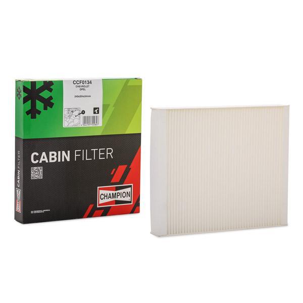 Filtro de Habitáculo CHAMPION CCF0134 evaluación