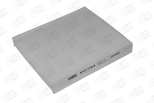 Cabin Air Filter CHAMPION CCF0320 4044197727018