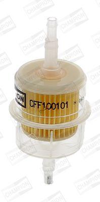 Kraftstofffilter CHAMPION CFF100101 4044197761043