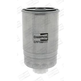 CHAMPION  CFF100111 Kraftstofffilter Höhe: 151mm
