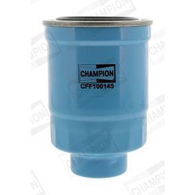 Kraftstofffilter Höhe: 140mm mit OEM-Nummer 16403 59E00