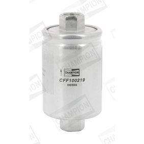 Fuel filter CFF100219 3008 (0U_) 1.6 THP MY 2014