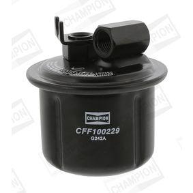 Filtro combustible CFF100229 CIVIC 7 Hatchback (EU, EP, EV) 2.0 i Sport ac 2001