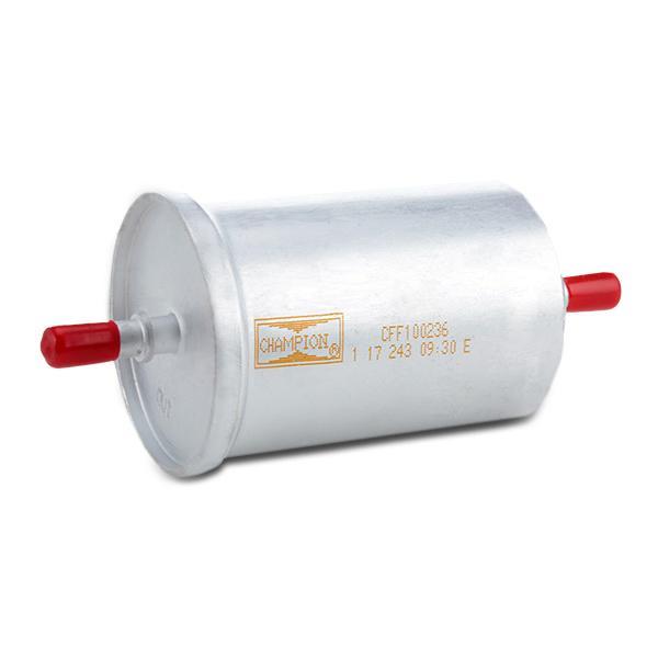 Kraftstofffilter CHAMPION CFF100236 4044197761579