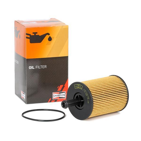 Filtro de aceite de motor CHAMPION COF100525E conocimiento experto