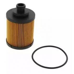 Filtro olio Ø: 67mm, Diametro interno: 14mm, Diametro interno 2: 28mm, Alt.: 101mm, Altezza 1: 78mm con OEM Numero 5519 7218