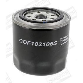 Olajszűrő Cikkszám COF102106S 42000,00HUF