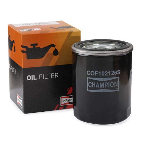 CHAMPION  COF102126S Ölfilter Ø: 70mm, Innendurchmesser: 53mm, Höhe: 85mm