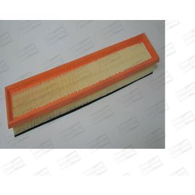 Luftfilter Länge: 454mm, Breite: 89mm, Höhe: 53mm, Länge: 454mm mit OEM-Nummer 4X439601BA
