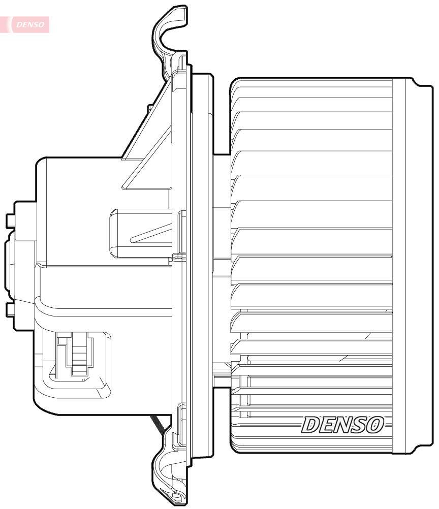 Lüftermotor DENSO DEA09024 Erfahrung
