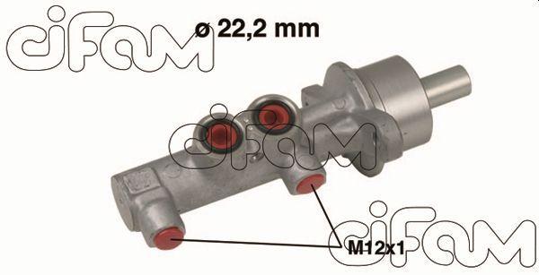 CIFAM  202-540 Cilindro principal de freno