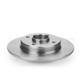 Bremsscheibe Bremsscheibendicke: 9,0mm, Lochanzahl: 4, Ø: 249,0mm mit OEM-Nummer 4249 65