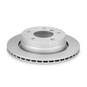 Bremsscheibe Bremsscheibendicke: 18,8mm, Lochanzahl: 5, Ø: 276,0mm mit OEM-Nummer 34.21.1.165.211