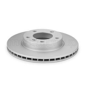 Bremsscheibe Bremsscheibendicke: 21,9mm, Lochanzahl: 5, Ø: 286,0mm mit OEM-Nummer 34 11 1 162 288