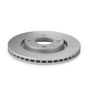 Bremsscheibe Bremsscheibendicke: 22,0mm, Lochanzahl: 4, Ø: 266,0mm mit OEM-Nummer 42.46.W7