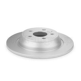 Bremsscheibe Bremsscheibendicke: 11,0mm, Lochanzahl: 5, Ø: 302,0mm mit OEM-Nummer LR 027123