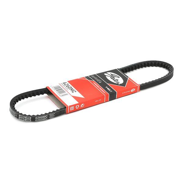 Keilriemen 6260MC GATES 853216260 in Original Qualität