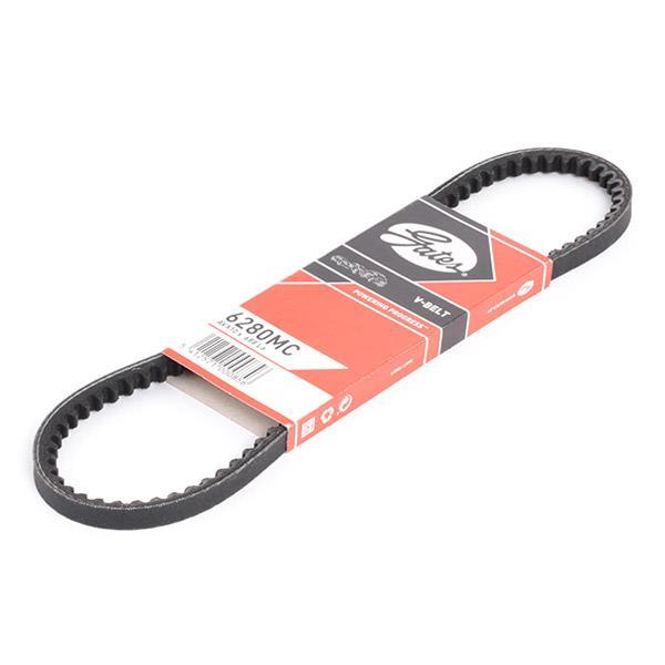 Keilriemen 6280MC GATES 853216280 in Original Qualität