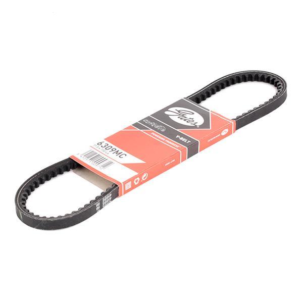 Correa Trapecial 6309MC GATES 853216309 en calidad original