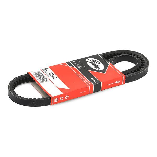 Keilriemen 6470MC GATES 853216470 in Original Qualität