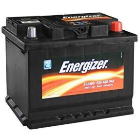 ENERGIZER  E-L2 480 Starterbatterie Polanordnung: 0