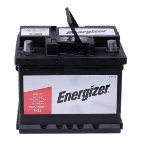 ENERGIZER  E-LB1 330 Starterbatterie Polanordnung: 0