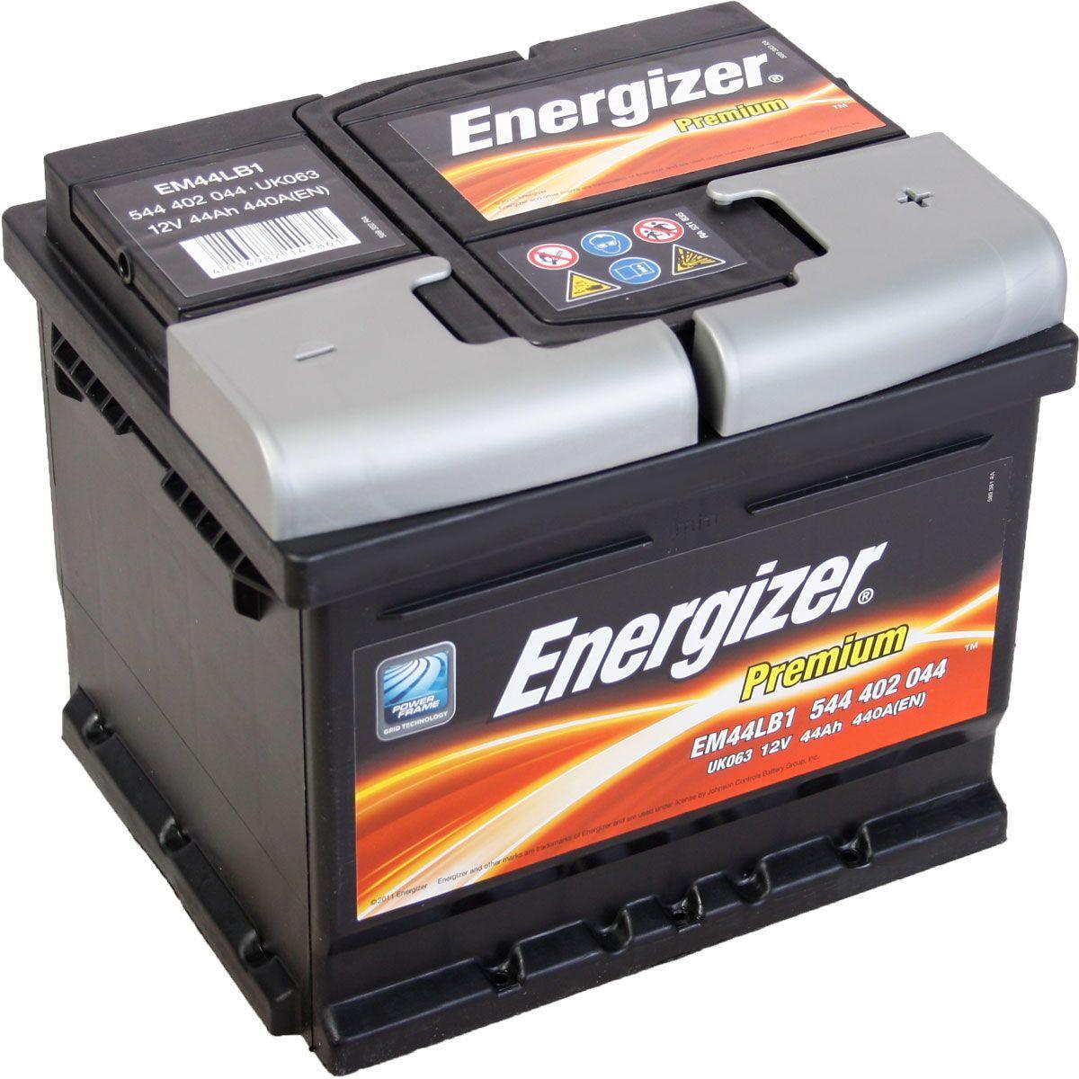 Accumulator ENERGIZER 063 rating