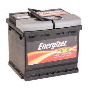 ENERGIZER PREMIUM EM54-L1 Starterbatterie Polanordnung: 0
