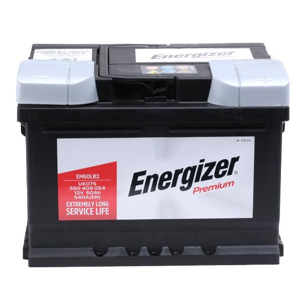 Autobatterie EM60-LB2 ENERGIZER EM60LB2 in Original Qualität