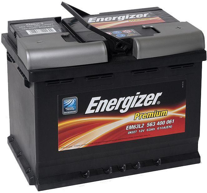 Akkumulator ENERGIZER 563400061 2210780552680