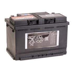 Starterbatterie EM77-L3 TOURAN (1T1, 1T2) 2.0 TDI Bj 2010