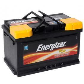 ENERGIZER Plus EP40-L0 Starterbatterie Polanordnung: 0