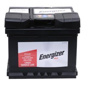 ENERGIZER Starterbatterie B13 , 41 Ah , 12 V , LB1 , 360 A , Bleiakkumulator