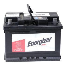 ENERGIZER Plus EP53-LB2 Starterbatterie Polanordnung: 0