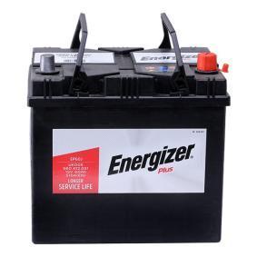 Starterbatterie Polanordnung: 0 mit OEM-Nummer EP60J ENERGIZER