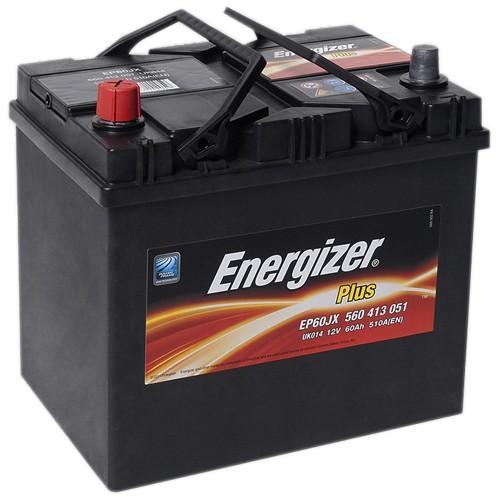 ENERGIZER Plus EP60JX Starterbatterie
