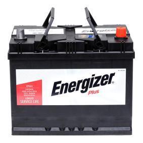 ENERGIZER Plus EP68J Starterbatterie Polanordnung: 0