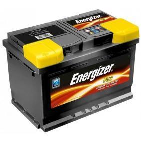 ENERGIZER Plus EP70-L3X Starterbatterie Polanordnung: 1