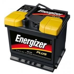 ENERGIZER Starterbatterie 12V 95Ah 830A B01 D31 Bleiakkumulator