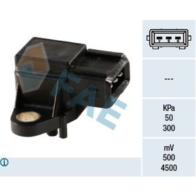 Sensor, Saugrohrdruck 15028 3 Limousine (E46) 320d 2.0 Bj 2003