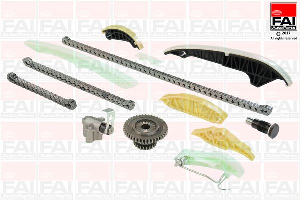 Kit corrente de distribuição FAI AutoParts TCK185NG 5027049336636