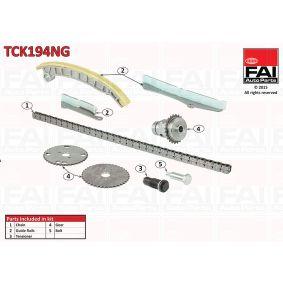 FAI AutoParts  TCK194NG Комплект ангренажна верига