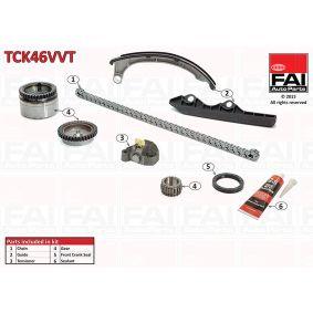 2011 Nissan Note E11 1.4 Timing Chain Kit TCK46VVT