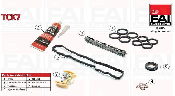 FAI AutoParts  TCK7 Timing Chain Kit