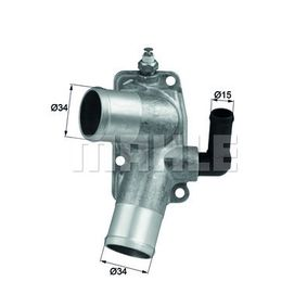 Thermostat, coolant Article № TI 125 88 £ 140,00